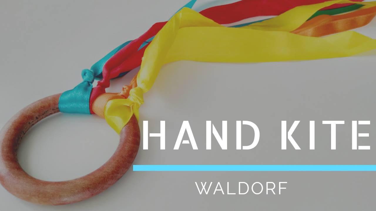 DIY Hand Kite και… αρκετό παιχνίδι!